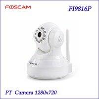 P2P Foscam FI9816P Wireless HD 720P IP Camera H 264 SD Storage DDNS Onvif White Security