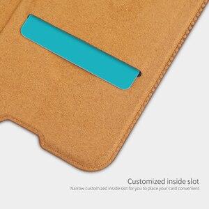 Image 2 - Huawei Honor 20 Lite Capa Original Nillkin Qin PU étui en cuir Honor 10i étui à rabat pour Huawei Honor 20i 10i sac de livre daffaires