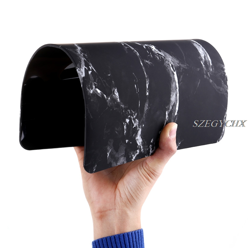Marble Texture Laptop Case for Macbook Air Pro Retina 11 12 13 15 - Նոթբուքի պարագաներ - Լուսանկար 3