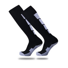 Men & Women Running Riding Cycling Basketball Black Socks Running Thick Winter Football Sockings Outdoor Sports Socks