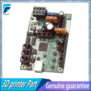 Image 5 - لوحة رئيسية Rambo 1.3a صغيرة لطابعة Prusa i3 MK2 MK2S ثلاثية الأبعاد مصممة من قبل Ultimachine مع USB
