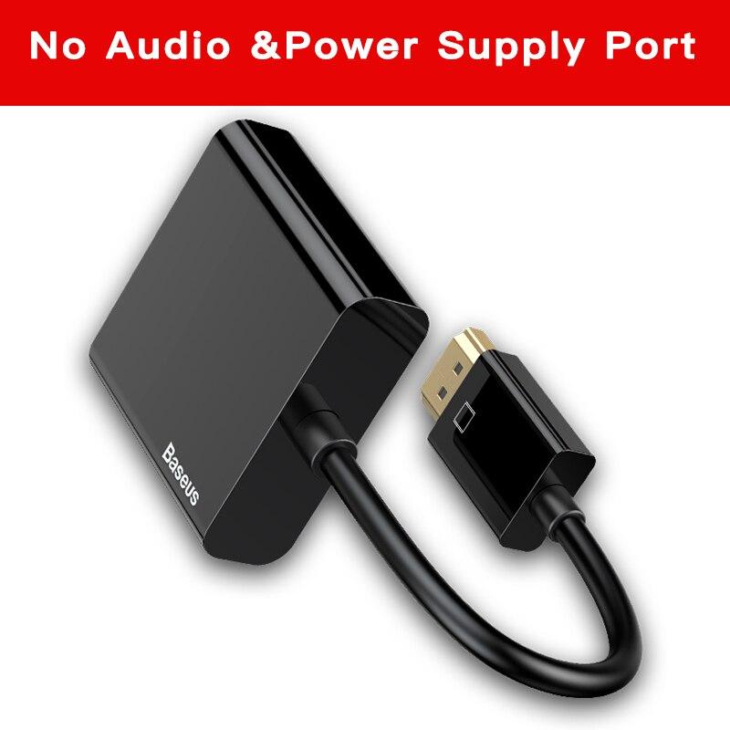NO AUX Power Plug