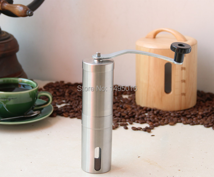 1pc porlex style 30g capacity Hand coffee grinder ceramic grinding core mill grinding beans manual Portable Adjustable Barista
