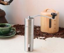 1 stück porlex stil 30g kapazität Hand kaffeemühle keramik-schleifkern mühle schleifen bohnen manuelle Tragbare Verstellbare Barista