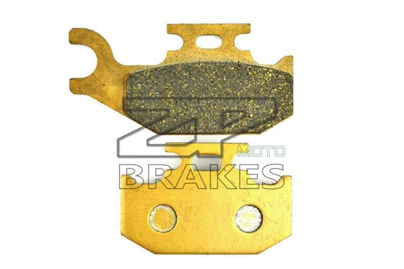 Brake Pads Kevlar For SUZUKI ATV LT-A 500 XPZK9/XPZL1 King Quad 500 AXi Power Steering Limited 2009/2011-2013 Front (Left) OEM