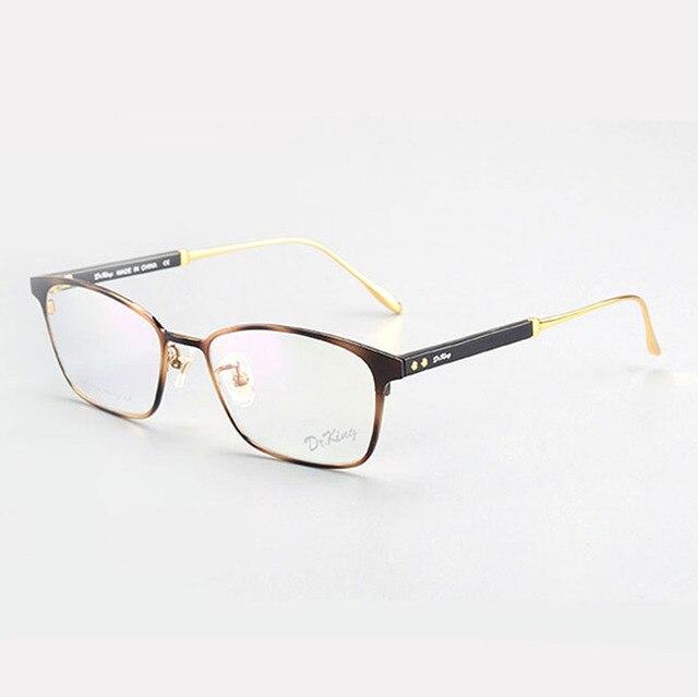 Monturas de gafas de montura de las gafas titanium de gafas hombres masculino montures de receta luneta gafas de sol de la vendimia