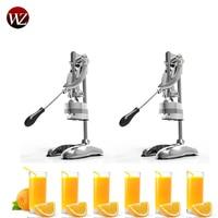 commercial lemon orange pomegranate fruit juice Stainless Steel extractor manual hand press squeezer citrus Fruit Pressing Maker