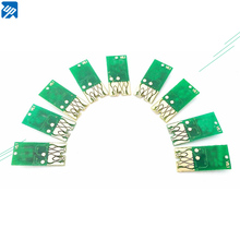 Cartucho de tinta recargable t6361 t6369, chip de 700ml compatible con epson 7890 9890 pro7890 pro9890, usado en cartucho de tinta recargable, 9 Uds.