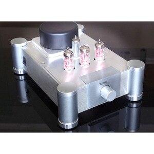 Image 1 - KYYSLB Marantz 7 tout en aluminium amplificateur châssis Tube préamplificateur boîtier amplificateur