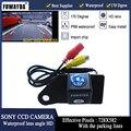 Специальный чип SONYCCD FUWAYDA  Автомобильная камера заднего вида  парковочная камера заднего вида  DVD  GPS  для MITSUBISHI RVR  ASX  SUV  бесплатная доставка