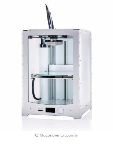 Ultimaker 2 imprimante étendue + 3D clone bricolage kit complet/ensemble (non assembler) buse unique Ultimaker2 imprimante étendue + 3 D