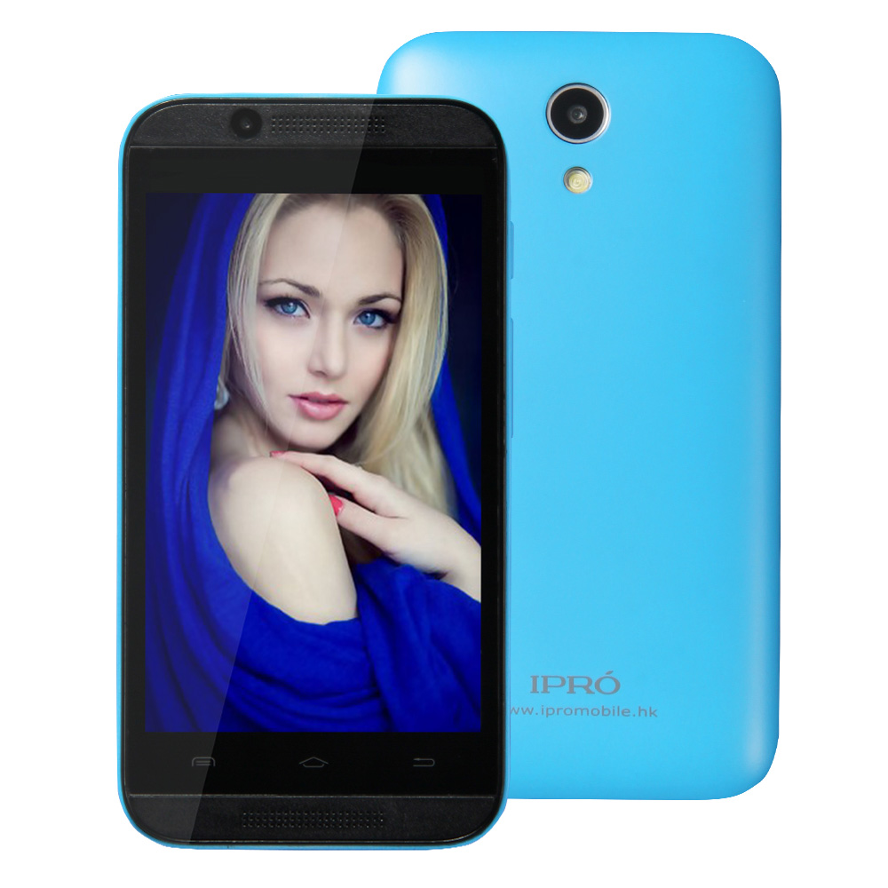 IPRO Wave 4 0 inch Smartphone Celular Android 4 4 MTK6572 Dual Core 512M RAM 4G