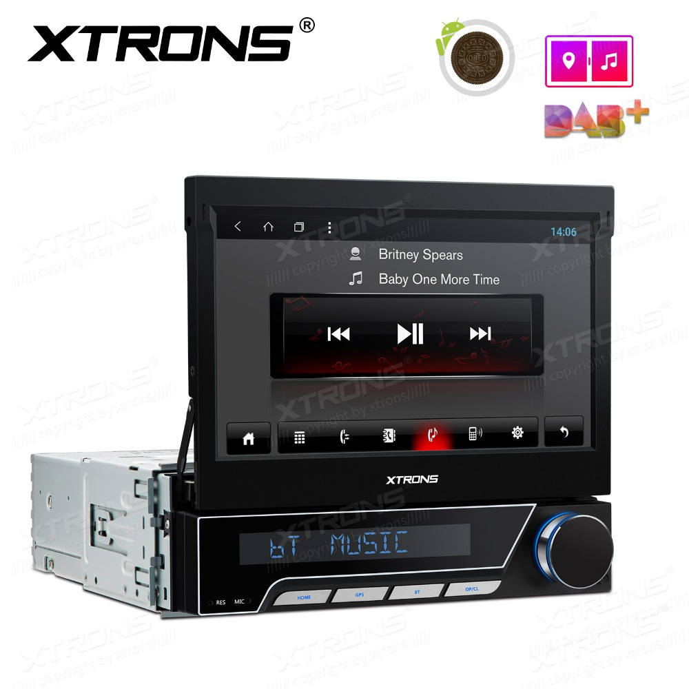 7 universal android 8 1 one din car radio stereo. Black Bedroom Furniture Sets. Home Design Ideas