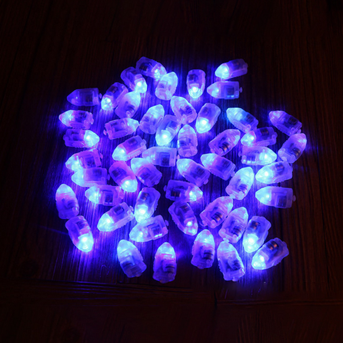 50pcs Colorful LED Lamps Balloon Lights For Paper Lantern Balloon Christmas Party Decoration Light Halloween Decorations