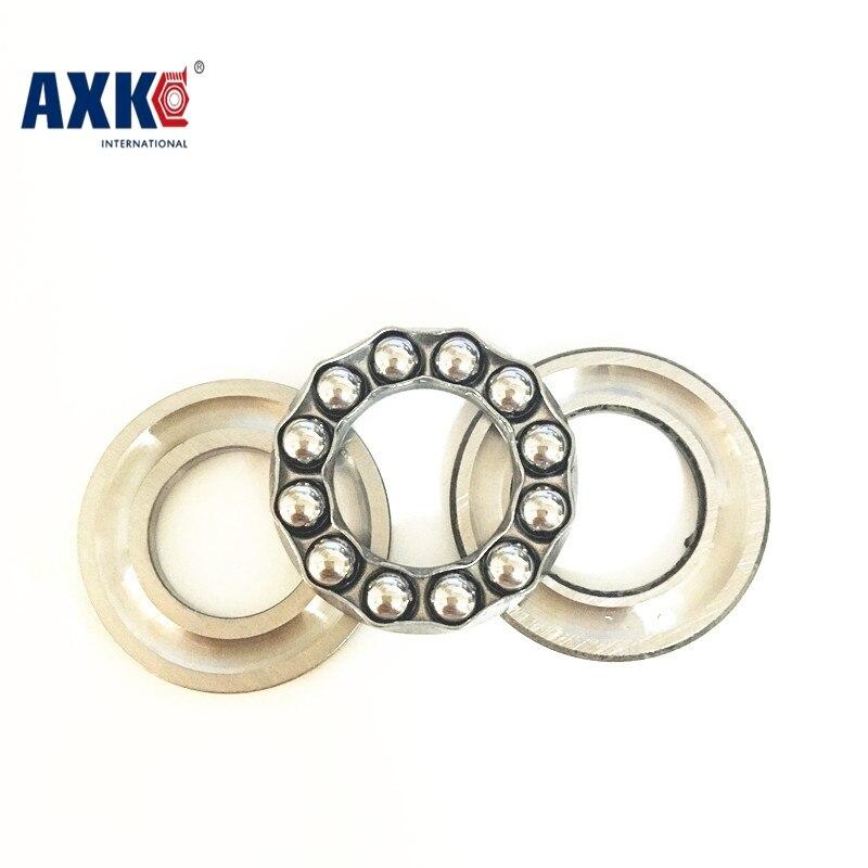 4pcs 25x42x11mm Bearing Steel Axial Ball Thrust Roller Bearing 51105 3 Parts