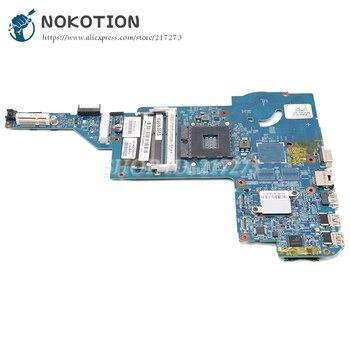 NOKOTION 48.4QC05.011 669085-001 For HP Pavilion DM4 DM4-3000 laptop motherboard HM67 GMA HD3000 DDR3
