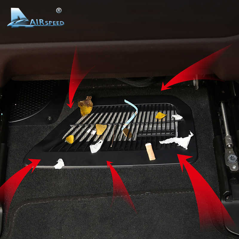 Airspeed Cho Xe BMW Series 5 F10 G30 G31 Tô Họng Gió Có Sưởi Điều Hòa Không Khí Thông Hơi Dạng Lưới Tản Nhiệt Bảo Vệ bao Da