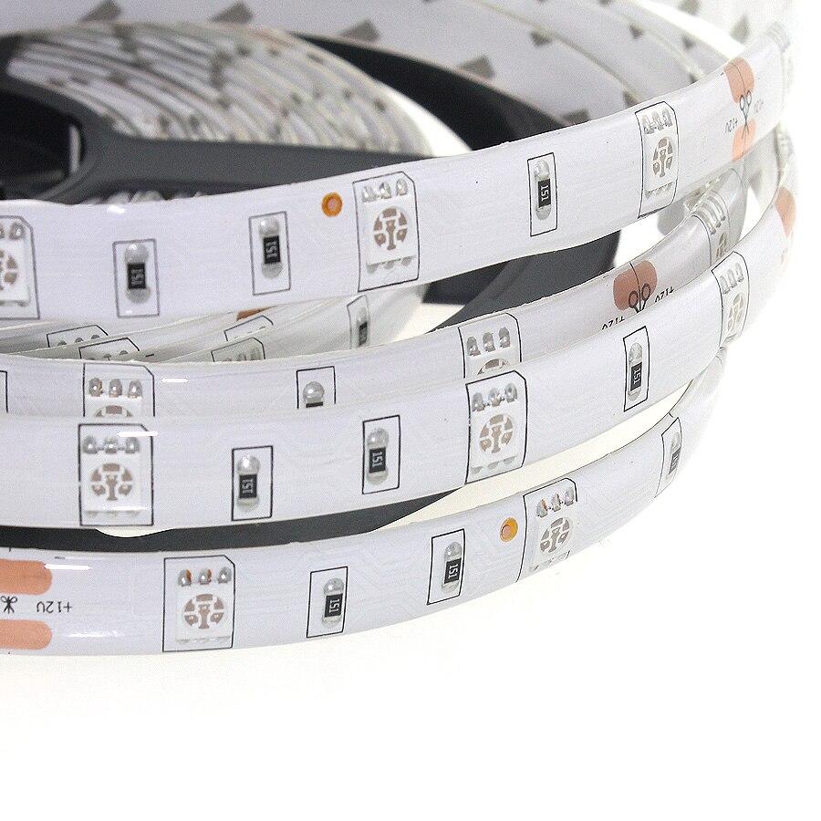 Tiras de Led dc12v 5050 rgb led luz Vida Média (hrs) : 50000hrs