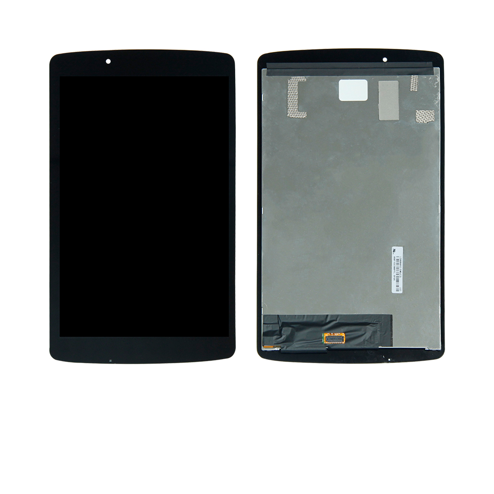 For LG G PAD F 8.0 V495 LG-V495 V496 UK495 Touch Screen Digitizer +Lcd Display Assembly Replacement Free Shipping display for lg gm730