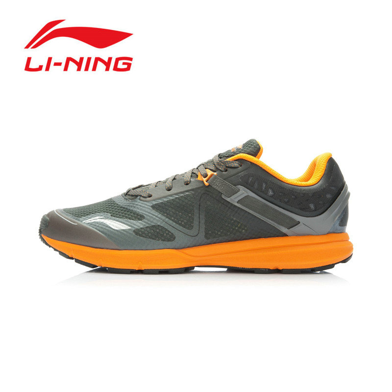 LI-NING Men's Running Shoes Breathable Cushioning Stability DMX Sneakers Sports Shoes For Man ARDK005 2017 new style running shoes man cushioning breathable cool textile sneakers red black men light sports shoes