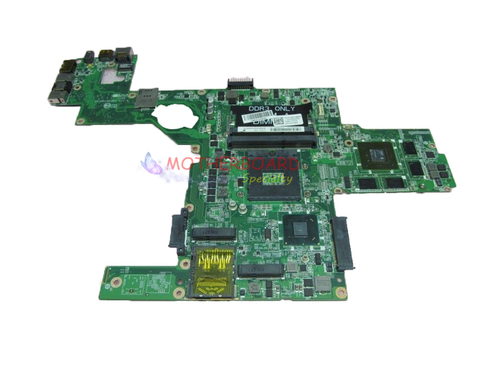 Vieruodis для материнской платы ноутбука DELL L502X, материнская плата с поддержкой i7 cpu GT540 2 Гб 714WC CN-0714WC DAGM6CMB8D0 HM67 DDR3