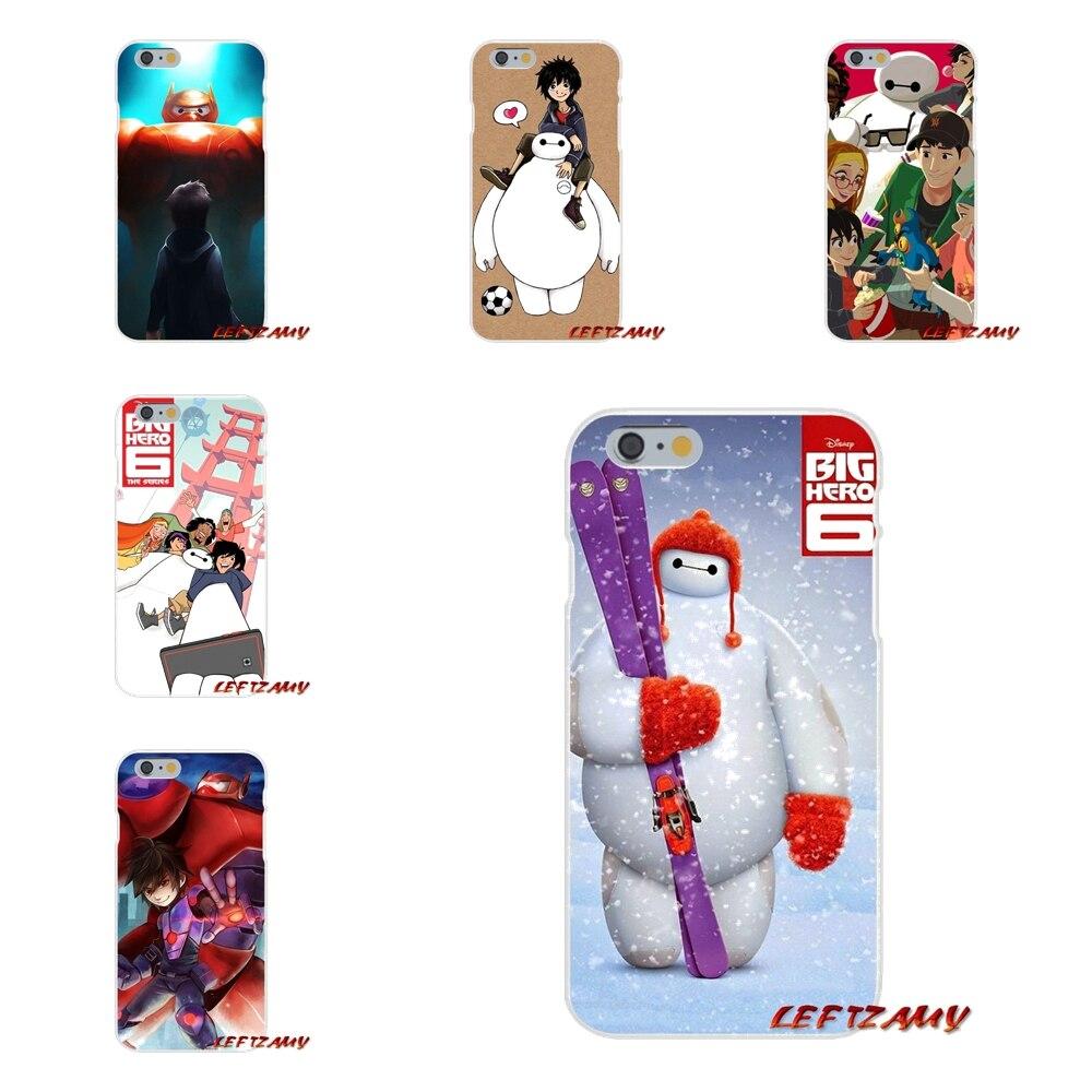 For Sony Xperia M2 M4 M5 E3 XA Aqua Z Z1 Z2 Z3 Z5 Compact LG K4 7 8 10 V20 V30 2017 TPU Case Wholesale 2017 New Arriv Big Hero 6