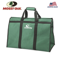 Mossy Oak tool bag 1200D Oxford Waterproof Travel Bags Large Capacity Utility Tool Bag work bag for Fireplaces & Wood Stoves
