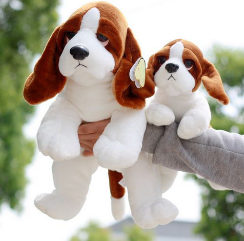 candice guo super cute plush animal doll small dog puppy big ear papa lay down stuffed toy birthday gift christmas present 1pc candice guo plush toy stuffed doll cartoon big head dog puppy funny pillow cushion kid children creative birthday gift present