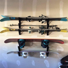 1/3Pairs Skateboard Wall Rack Hanger Skateboard Holder Longboard Wall Mount Skateboarding Display Tools High Quality
