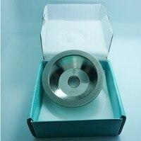 Free Shipping Of 1pc High Quality 120 200D 10W 5U 20H 35T Alloy Wheel Bowl Diamond