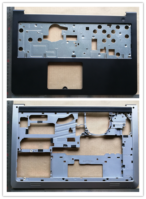 New Top Case For Dell Inspiron 15 5000 5547 5548 5545 15-5557 Upper Case Palmrest K1M13+ Base Bottom Cover Lower Case new for dell inspiron 15r 5545 5547 5548 5549 laptop bottom case back cover replace e shell 01f4mm black page 5