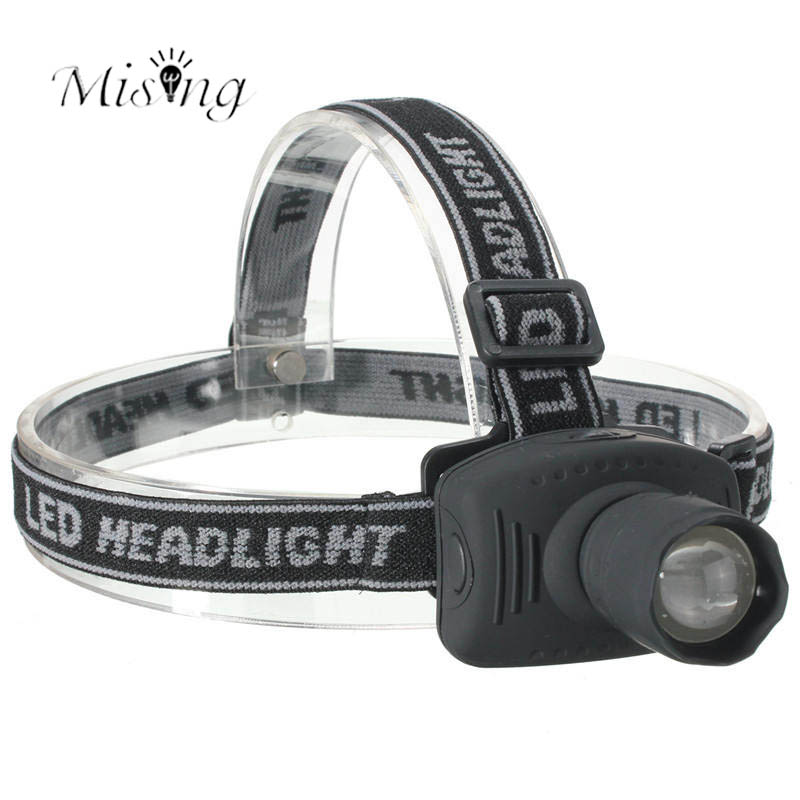 Mising 5W 160LM Portable LED High Quality Headlamp Lantern for Outdoor Camping Lights Hunting Super Bright Head Lights Lantern