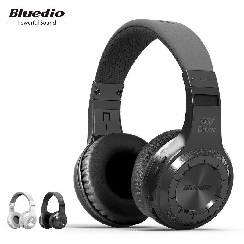Bluedio HT inalámbrico Bluetooth auriculares y auriculares inalámbricos con micrófono para teléfono móvil auricular música