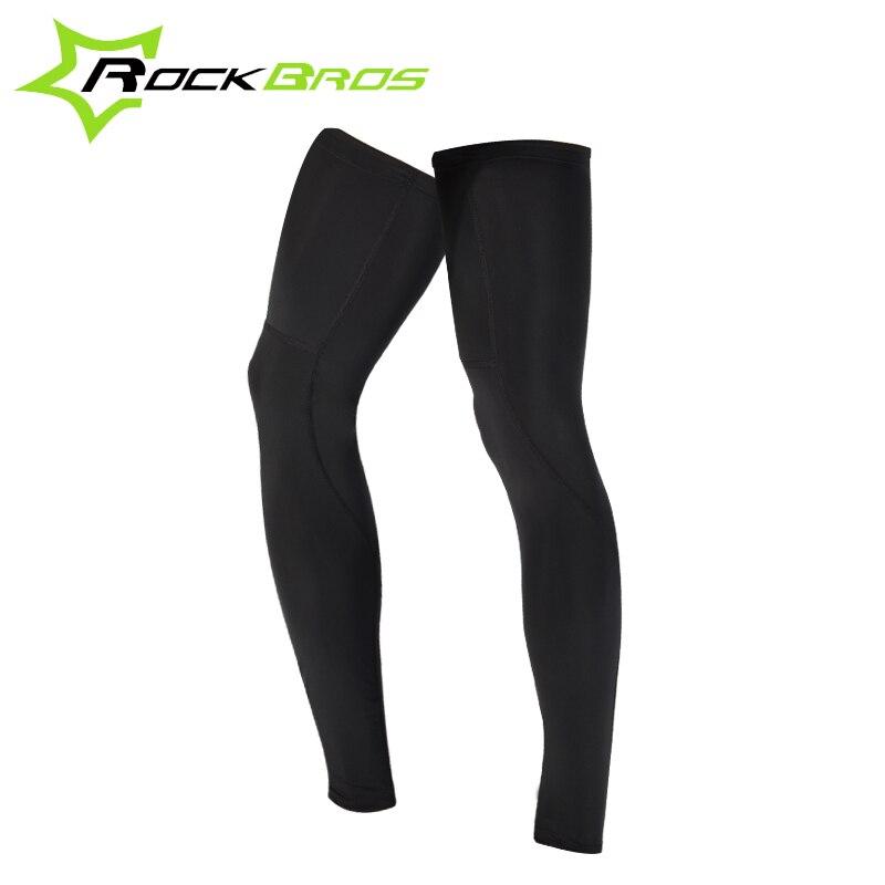 Men Women Outdoor Bike Cycling Leg Warmer Cover UV Sunscreen Protection Guard
