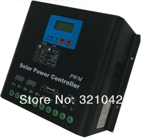 60A 48V PWM Solar System Controller with Metal Shell,LCD Liquid Crystal Display,MCU Design with High Speed,Excellent Performance excellent shell home zsh999 page 2