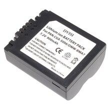1 Máy tính CGA S006 CGR CGA S006E S006 S006A BMA7 DMW BMA7 Sạc Pin cho Máy ảnh Panasonic DMC FZ7 FZ8 FZ18 FZ28 FZ30 FZ35 FZ38 FZ50
