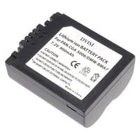 1 pc CGA-S006 cgr cga s006e s006 s006a bma7 dmw bma7 bateria recarregável para panasonic dmc fz7 fz8 fz18 fz28 fz30 fz35 fz38 fz50