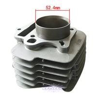 52 4mm 110cc 120cc 125cc Fits For Lifan Honda Loncin Pit Dirt Bike Part Cylinder Barrel