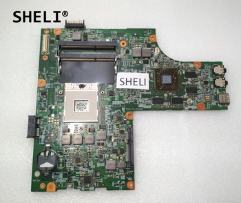 SHELI For Dell 15R N5010 Motherboard 48.4HH01.011 CN-052F31 052F31 52F31