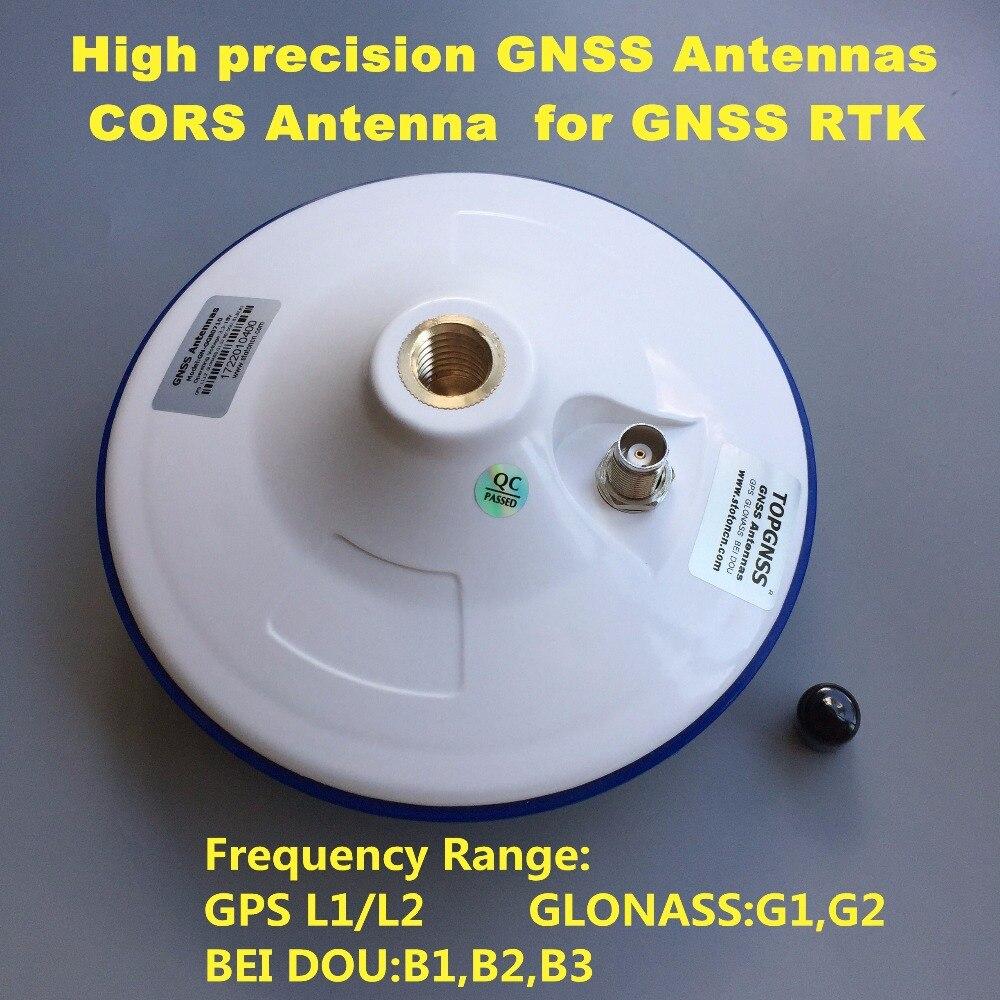 Nuevo de alta precisión cors rtk GNSS antena GNSS encuesta antena CORS antenna 3,3-18 V de alta ganancia medición GNSS GPS GLONASS BDS - 2