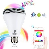 5W E27 Led Bulb AC220V Bluetooth Led Lamp Wireless Music Bulb Speaker Disco Noverty Led Lighting