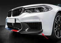 carbon fiber g30 splitter Front Lip Spoiler for bmw 5 series g30 2017 up m5 style