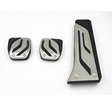 Auto Pedale Adatto per BMW X1 X3 X4 X5 X6 1/2/3/5/6/7 Serie E87 F20 E90 E92 E93 F30 F31 F35 Pedali Dell'acceleratore Accessori Auto