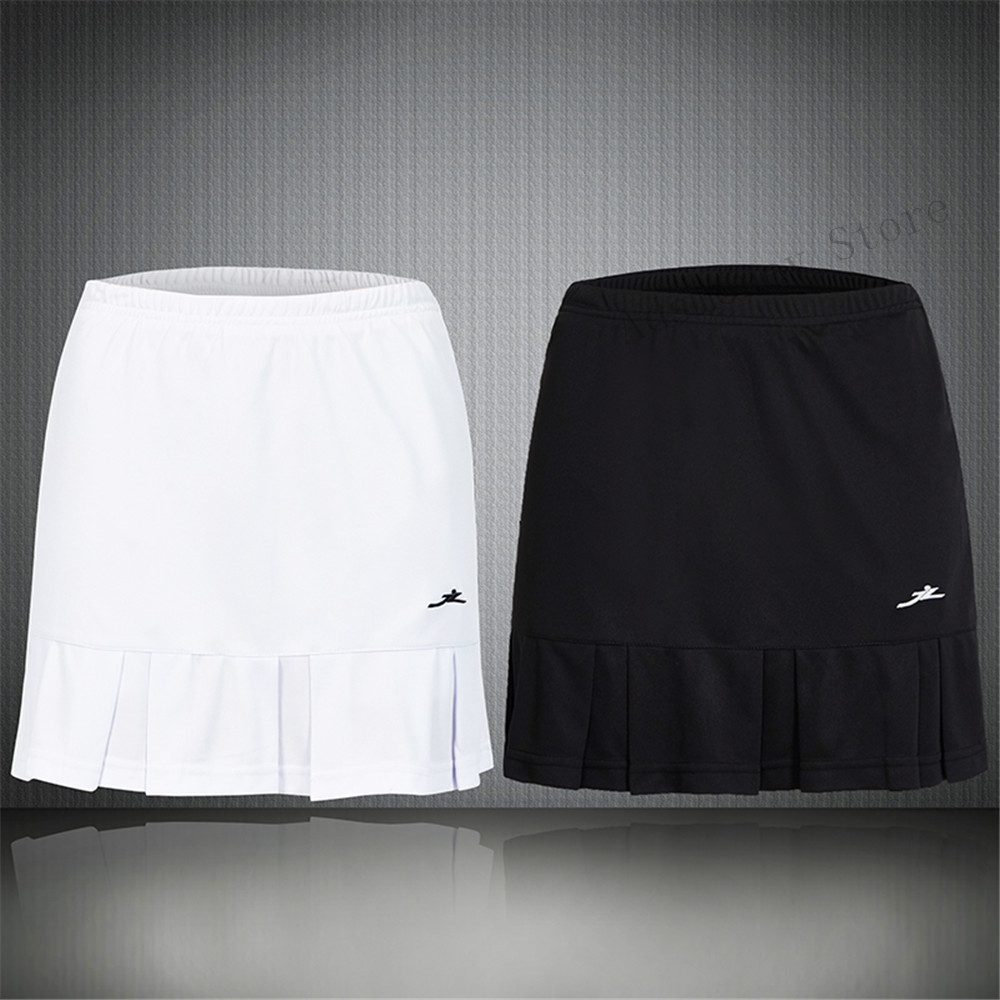 Adsmoney Womens Professional Skinny Sports GYM Running Yoga Jogging Tennis Skirt Anti Exposure Tennis Skirt Shorts