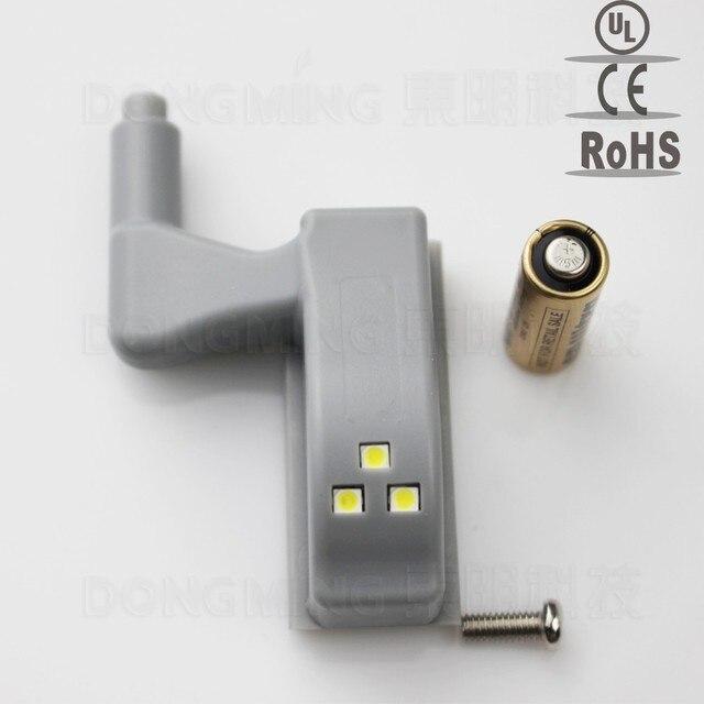 Batterie Küche | 0 25 Watt Led Innen Scharnier Licht 23a 12 V Batterie Schrank