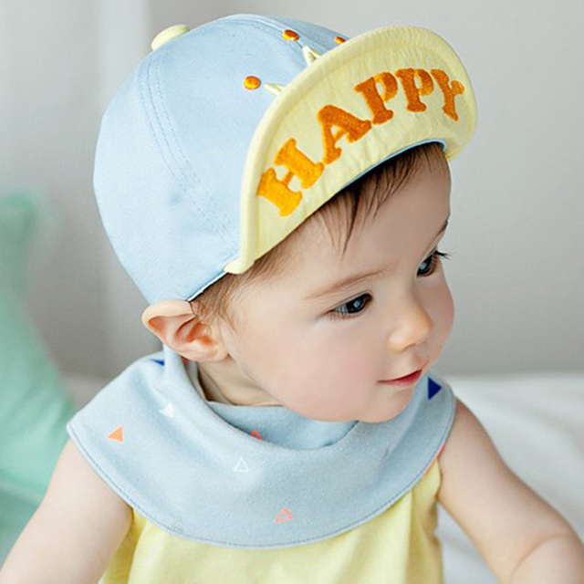 Newborn Cap For Baby Kids Fashon Toca Infantil Cool Baby Snapback Printed  Boys Hats Photography Props 2348ab4b868