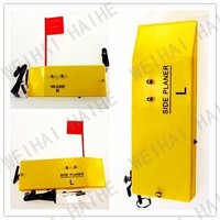 PLANER BOARD TATTLE FLAG PACKAGE