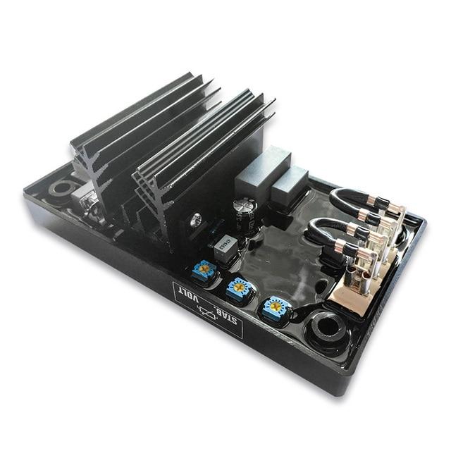 互換発電機のオルタネータ自動電圧レギュレータ AVR R230