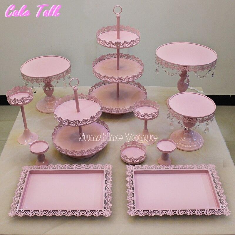 12 Stück Tortenständer Set für Geburtstagsfeier Lieferanten für - Küche, Essen und Bar - Foto 6