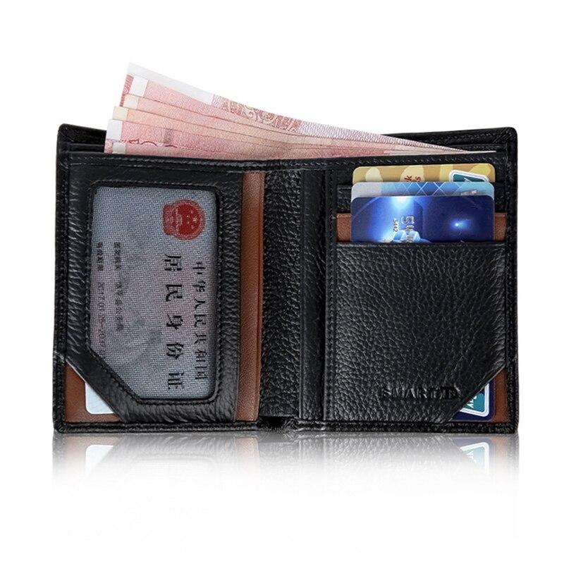 Хит продаж, умный анти потерянный кошелек, Bluetooth, с сигналом тревоги, записывающим двойные кожаные кошельки B5|Кошельки|   | АлиЭкспресс